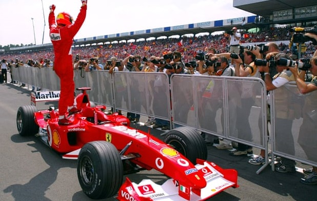 Michael Schumacher turns 50, FA Cup third-round shocks and sneaky drinks