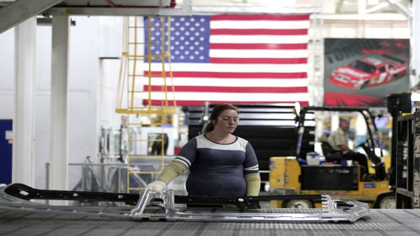 US economy added 312,000 jobs in December, blowing past expectations