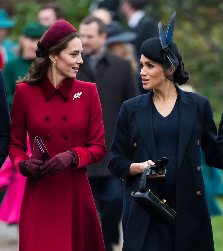 Kate Middleton Reportedly Felt Meghan Markle Used Her to Climb the Royal Ladder and Told Her So at Christmas