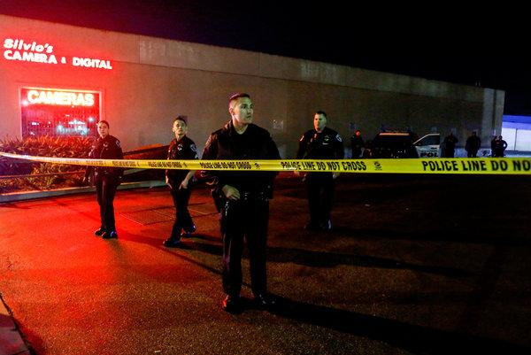 California shooting: three people killed at Torrance bowling alley