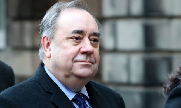 Scottish government acted unlawfully over Alex Salmond claims, court rules