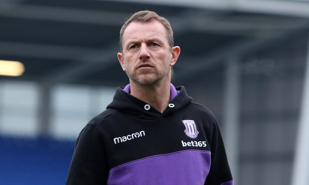 Stoke City sack manager Gary Rowett after eight months in charge