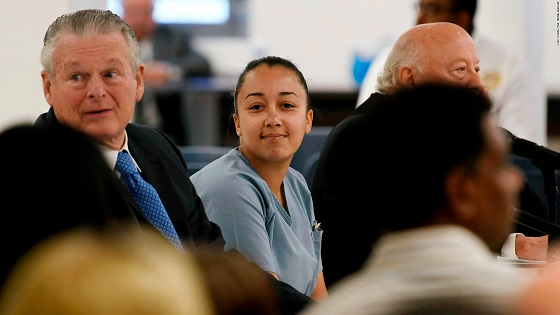 Celebs celebrate Cyntoia Brown clemency decision