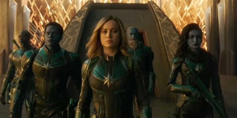 New trailer offers more footage from 'Captain Marvel' (VIDEO)