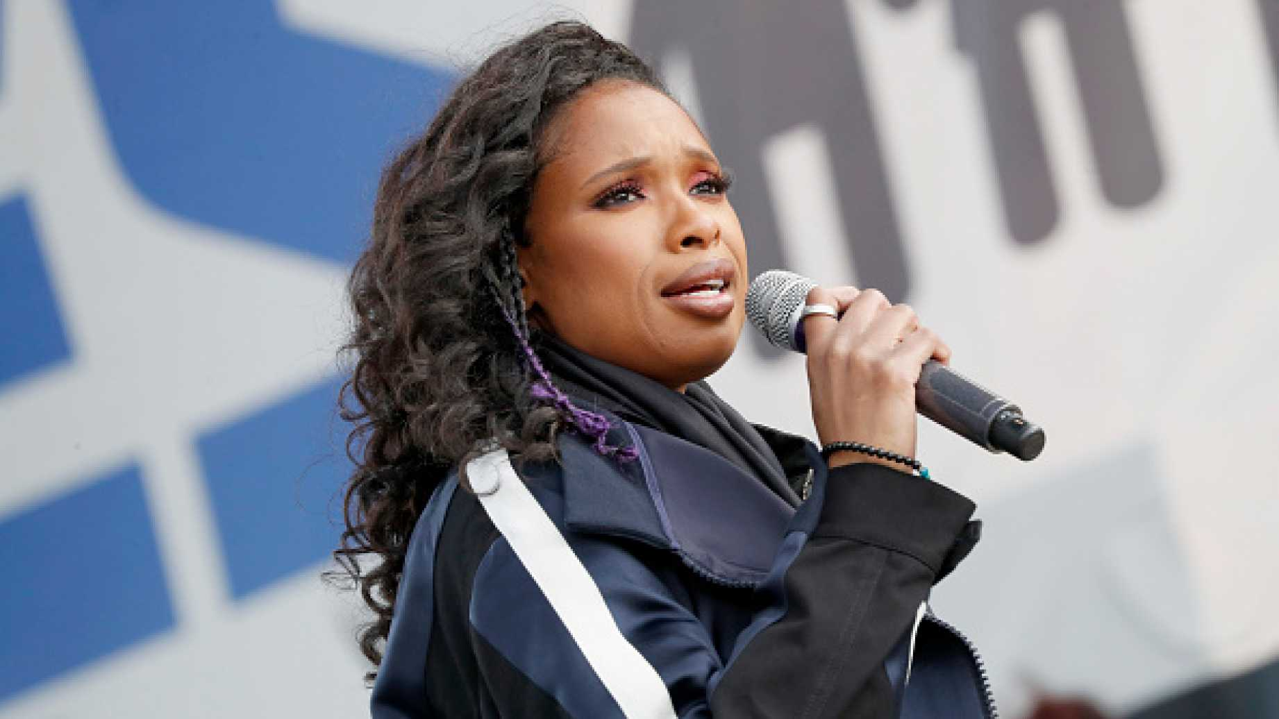 Jennifer Hudson To Sing Ruth Bader Ginsburg Song Ill Fight At The Oscars