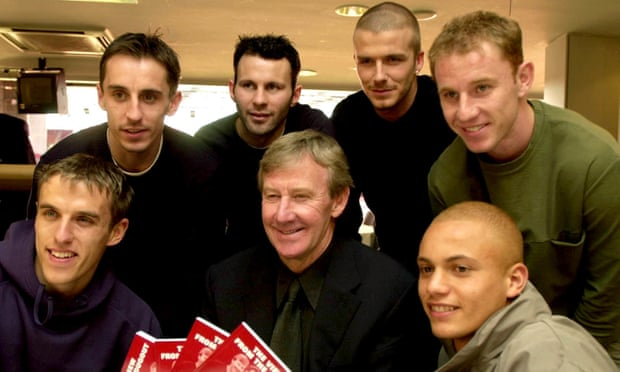 Eric Harrison, Manchester United's Class of 92 coach, dies aged 81
