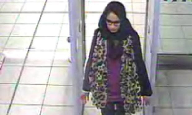 London schoolgirl who fled to join Isis wants to return to UK