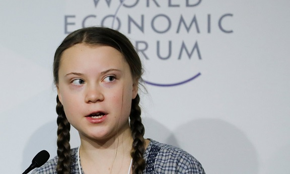 The beginning of great change: Greta Thunberg hails school climate strikes