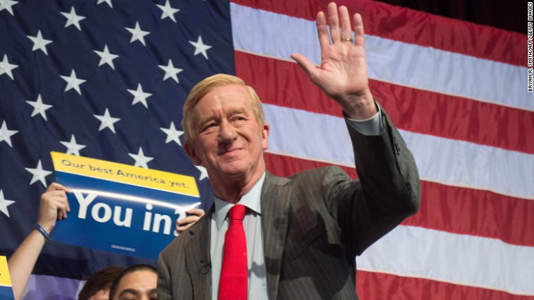 Former Massachusetts Gov. Bill Weld looking to challenge Trump in 2020 Republican primary