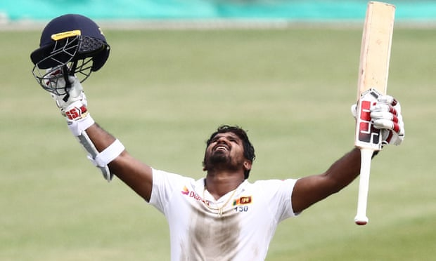 Kusal Perera heroics lead Sri Lanka to remarkable Test win in South Africa