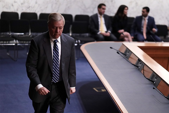 Graham: I support Trump emergency declaration