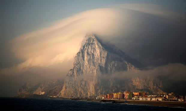 Brexit: Gibraltar colony row flares as EU makes travel visa-free for Britons