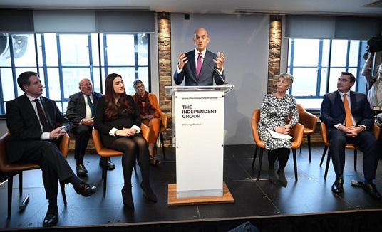 Labour MPs Ann Coffey, Chuka Umunna, Luciana Berger, Angela Smith, Chris Leslie, Gavin Shuker And Mike Gapes Quit Party To Form The Independent Group