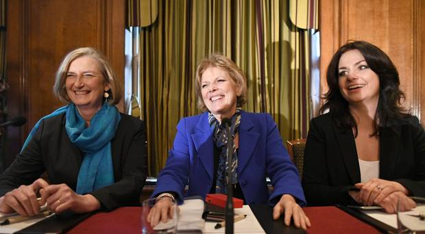 Anna Soubry, Sarah Wollaston And Heidi Allen Quit Conservative Party To Join Independent Group Of MPs