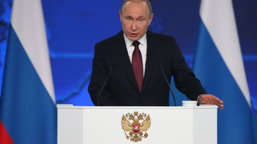 Putin warns: Russia will target US with new weapons if it deploys missiles to Europe