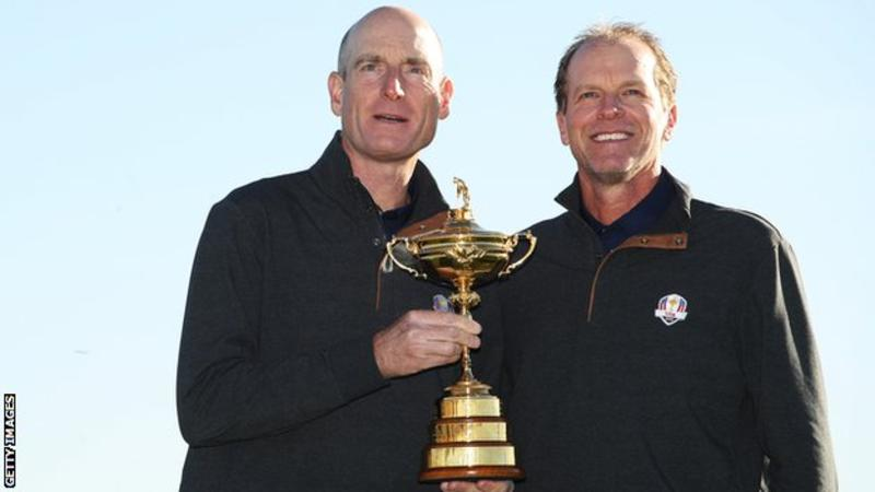Ryder Cup: Steve Stricker named US captain for 2020 against Europe