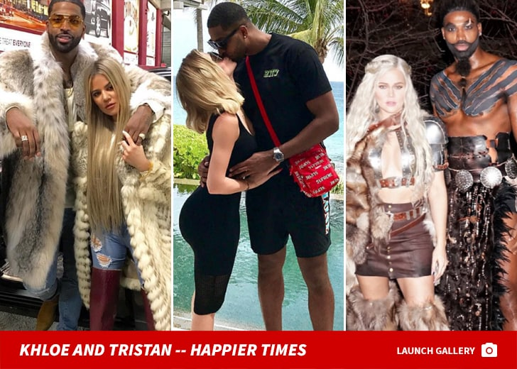 Khloe Kardashian Splits With Tristan Thompson After He Allegedly Cheats With Kylies BFF