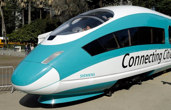 Trump Threatens To Cancel Californias $929 Million High Speed Rail Grant