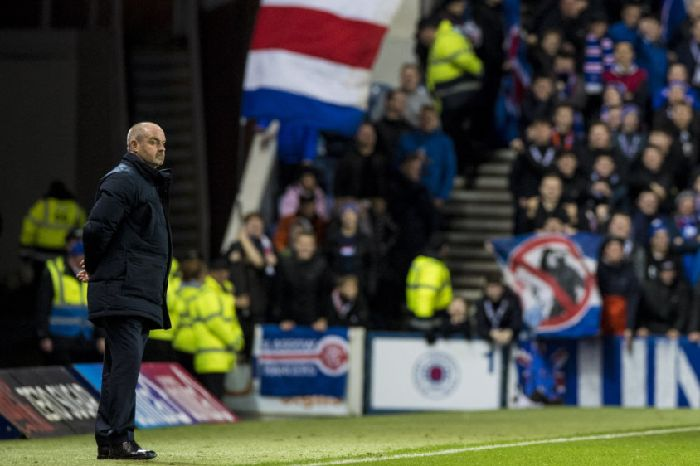 Kilmarnock manager Steve Clarke calls out anti-Catholic abuse at Ibrox
