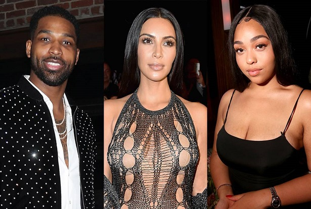 Kim Kardashian Officially Unfollows Jordyn Woods and Tristan Thompson Amid Cheating Allegations