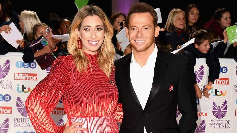 Stacey Solomon And Joe Swash Announce Shes Pregnant With Their First Child
