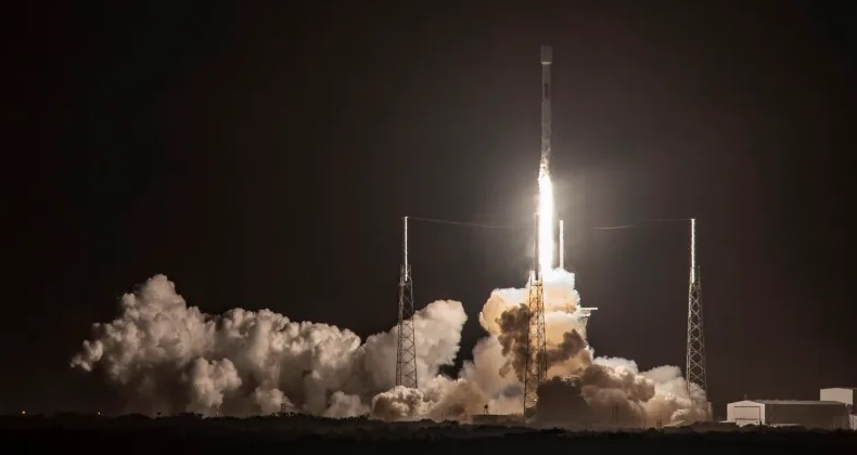 Historic Israeli Mission to the Moon Underway Following SpaceX Launch
