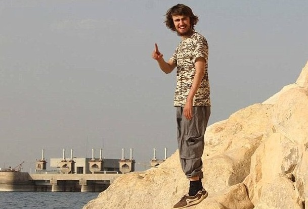 Jihadi Jack, the Briton accused of fighting for Isil: I miss my mum, pasties and Doctor Who - I want to go home