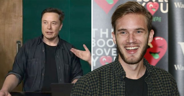 PewDiePie features Elon Musk and Rick and Morty's Justin Roiland on Meme Review and fans can't handle it