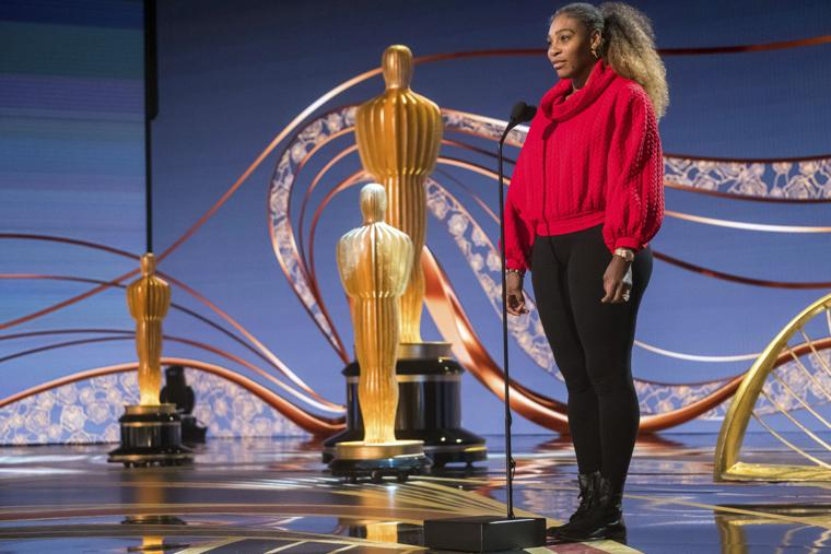 Serena Williams brought her daughter to Oscars rehearsals. Plus, more celeb gossip!