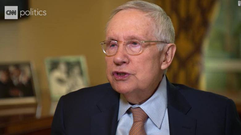 Harry Reid wishes for George W. Bush again every day