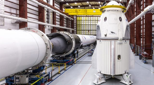 SpaceX Cleared to Launch Unmanned Crew Dragon Capsule to ISS on March 2