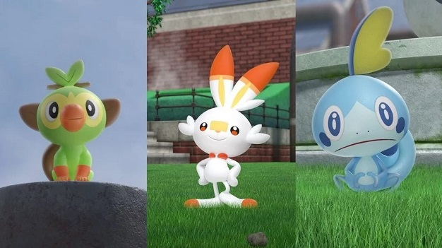 Pokémon Sword And Shield Revealed For Nintendo Switch, New Starters Shown