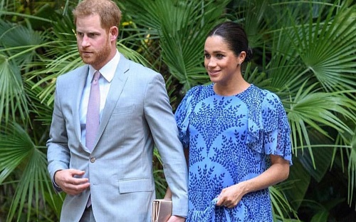 Is Meghan Markle Further Along Than Expected?