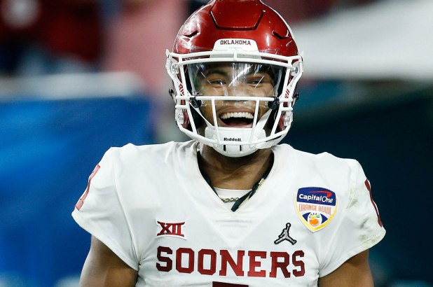 Kyler Murray's moment of truth: He's taller than we thought