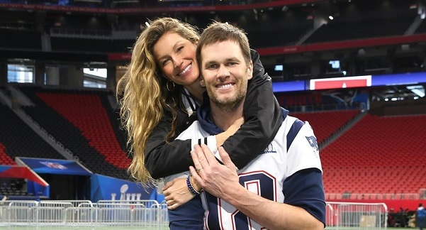 Gisele Bündchen shows love for Tom Brady ahead of Super Bowl