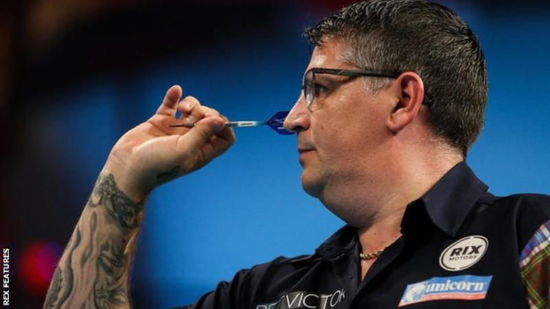 Gary Anderson: Premier League Darts two-time winner out with back injury