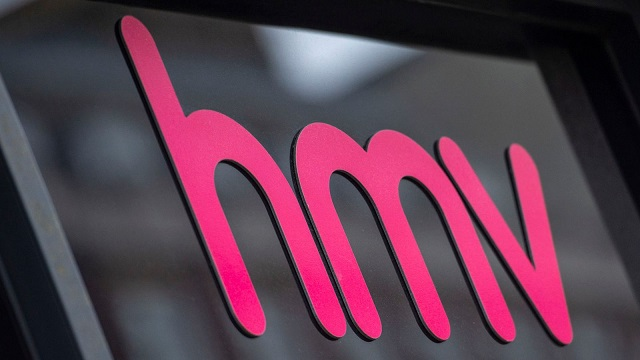 HMV sold to Canadas Sunrise Records