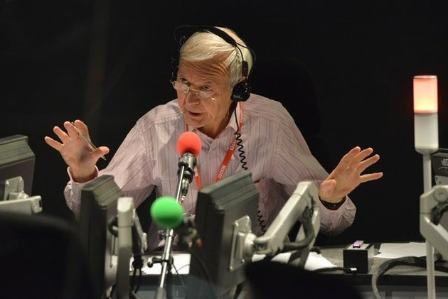 BBC Veteran John Humphrys Is Set To Leave Today Show This Year