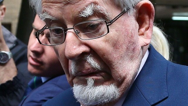 Child abuser Rolf Harris investigated over entering school grounds