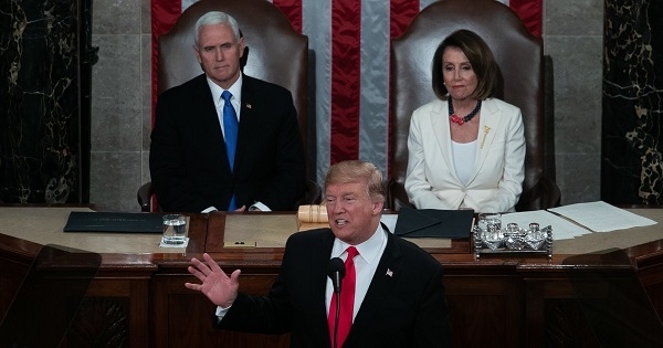 Trumps State of the Union showed he represents the people, not the swamp