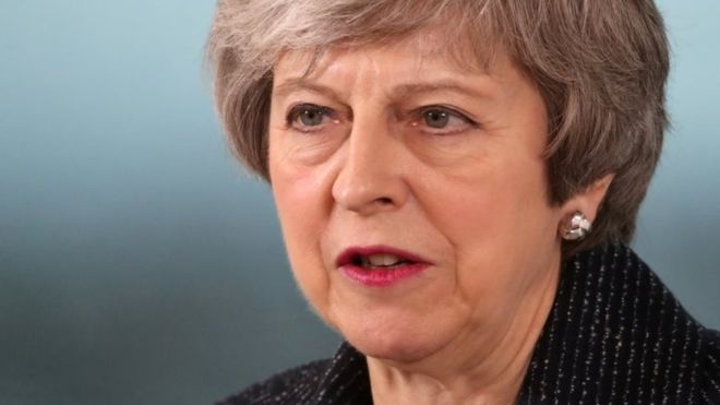 Brexit: What awaits Theresa May in Brussels after hell jibe?