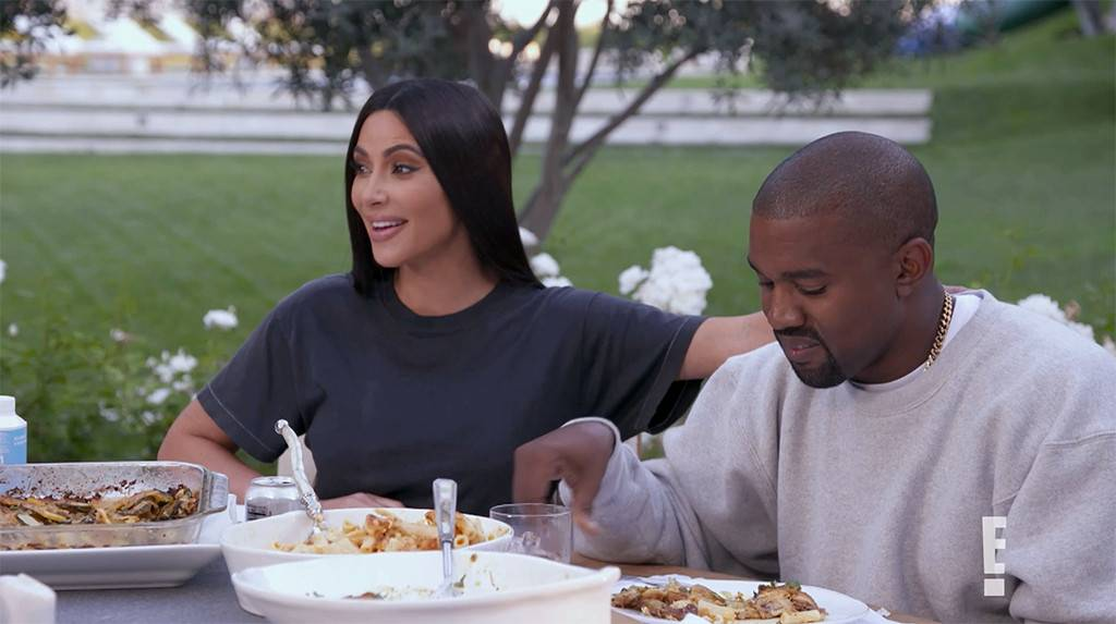 Kim Kardashian Makes Big Baby No. 4 Reveal & Talks Kanye Wests Many Feuds in New KUWTK Season 16 Promo! on Kardashians