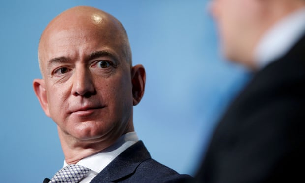 Jeff Bezos accuses National Enquirer owner of extortion and blackmail