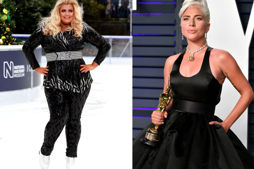 Gemma Collins has compared herself to Lady Gaga