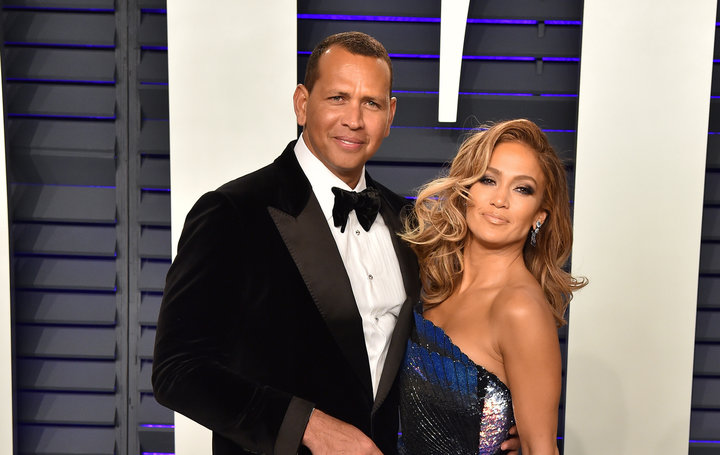 Jennifer Lopez And Alex Rodriguez Announce Engagement With Massive Ring