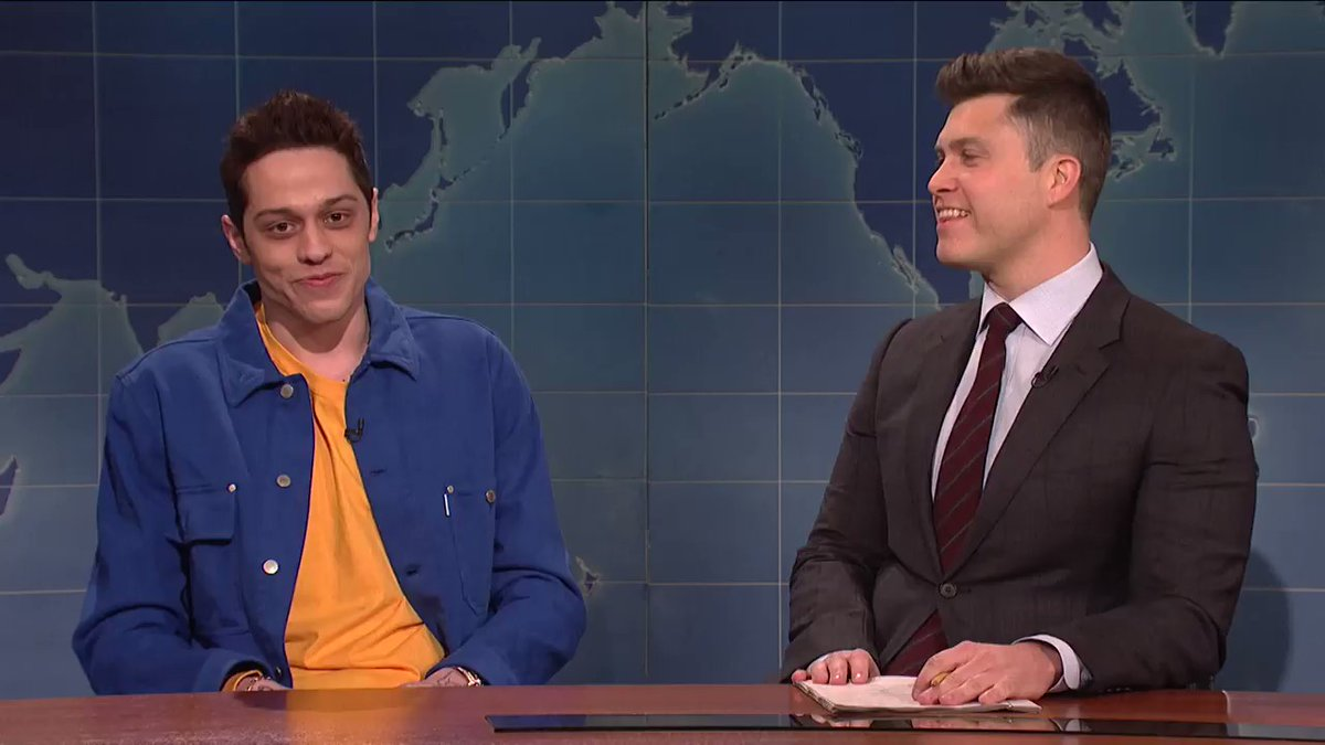 SNL: Pete Davidson compares R. Kelly to the Catholic Church, addresses dating Kate Beckinsale