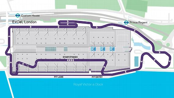 London to host Formula E finale in 2020