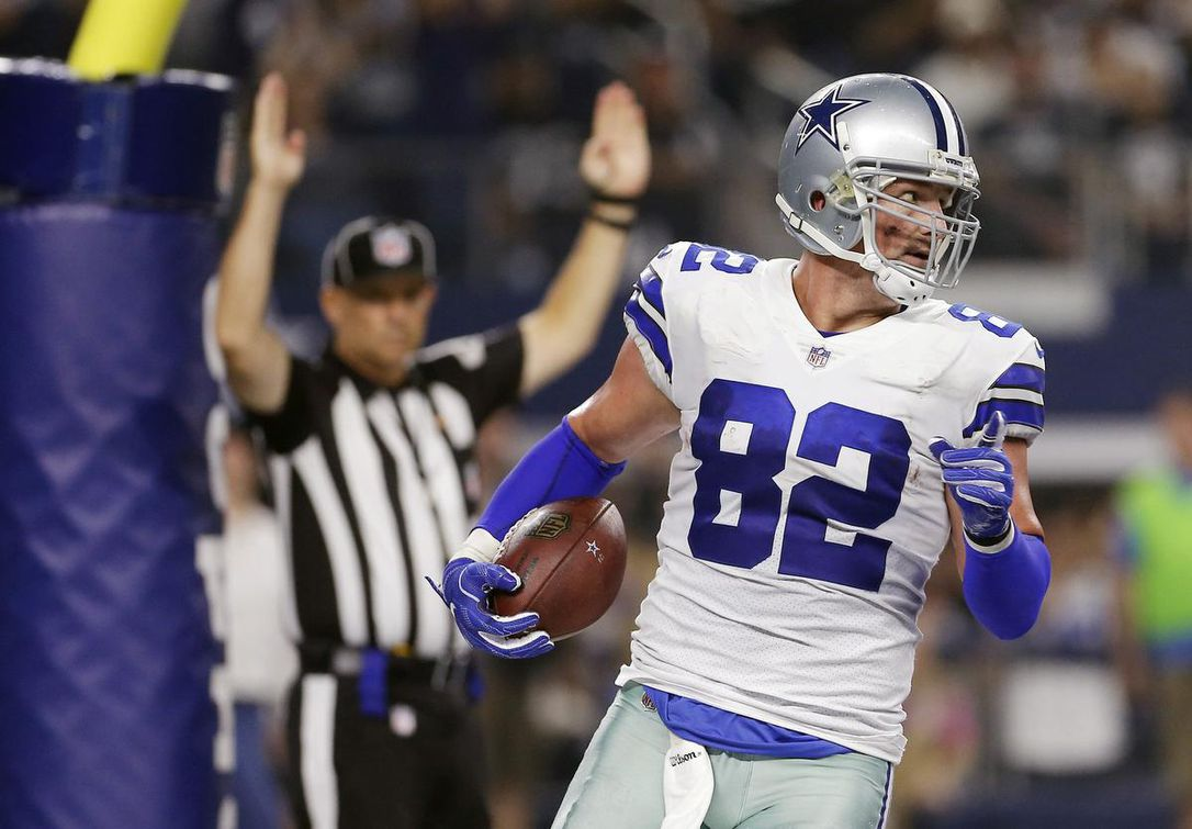 Jason Witten rejoining Cowboys after year as broadcaster - feedimo e200967a9
