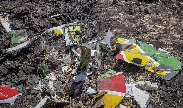 Ethiopian Airlines grounds all Boeing 737 Max 8 planes