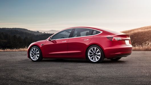 Tesla announces long-promised $35,000 Model 3